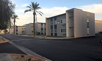 Desert Oasis Apartments, 2