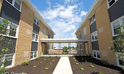 Building, 1133 Park Ave, 1
