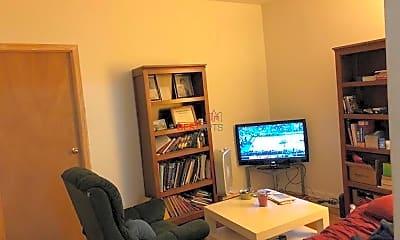 Living Room, 336 E 73rd St, 1