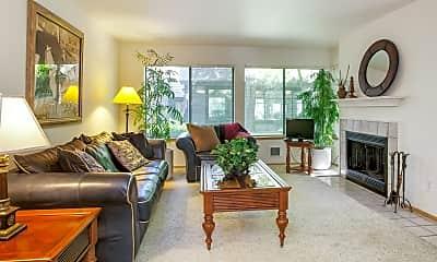 Living Room, Oswego Pointe, 0
