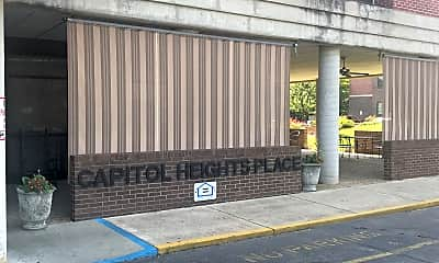Capitol Heights Place, 1