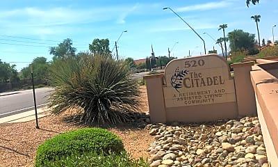The Citadel, 1
