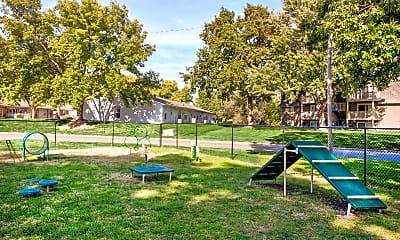 Recreation Area, Concord Square Apartments, 2