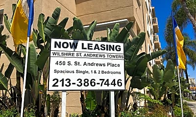 Wilshire St Andrews Towers, 1