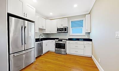 Kitchen, 279 Concord Avenue, Unit 3, 1