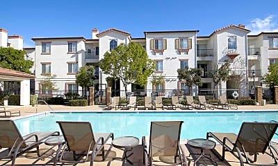 Pool, Legacy Apartment Homes, 0