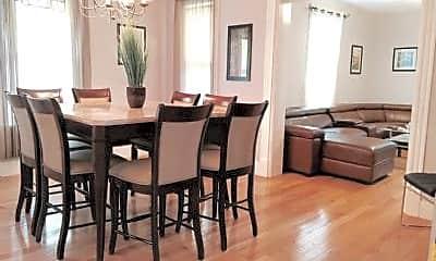 Dining Room, 53 Rindge Ave, 1