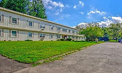 Building, Mar-Lea Park Apartments, 1