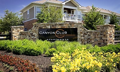 Community Signage, Canyon Club at Perry Crossing, 0