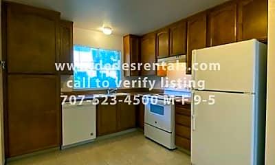 Kitchen, 35-B Front Street, 1