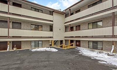 Building, East Market & Tudor Apartments - Ellet Area, 1