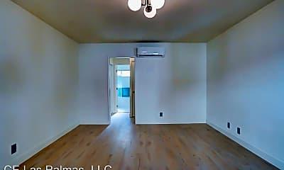 Living Room, 1345 - 1347 N. Las Palmas Avenue, 2