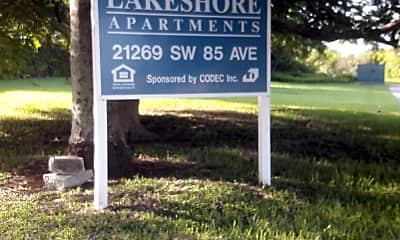 Lakeshore Apartments, 1