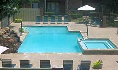 Pool, Fairway Greens Apartments, 1