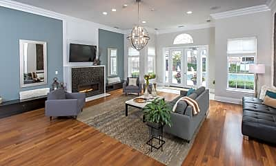 Living Room, Dwell at Naperville, 1