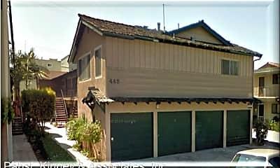 Building, 445 Coronado Ave, 1