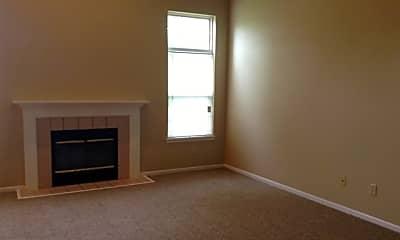 Living Room, 7703 Vincent Court, 1