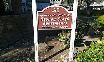Stoney Creek, 1