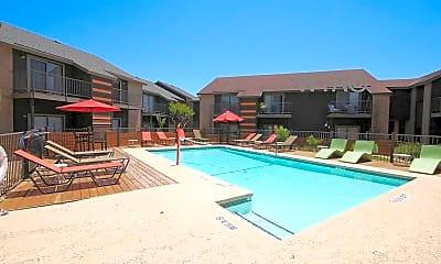 Pool, 1005 W Stassney Ln, 1
