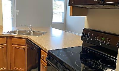 Kitchen, 3001 Sunny Creek Way, 1
