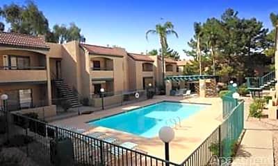 Pool, Gilbert Greens Apartments, 0