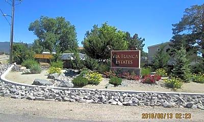 Community Signage, 15025 Vega St, 2