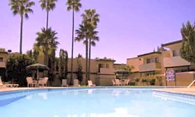 Pool, Marconi Gardens East, 1