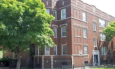 Building, 936 E 80th St, 0