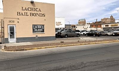 Community Signage, 409 S Kansas St, 1
