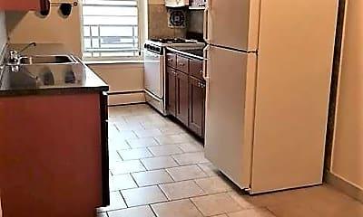 Kitchen, White House Apartments, 2