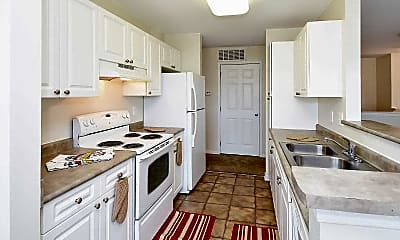 Kitchen, Preston Pointe At Inverness Affordable, 2
