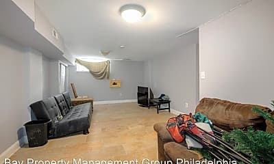 Living Room, 1605 N Bouvier St, 1