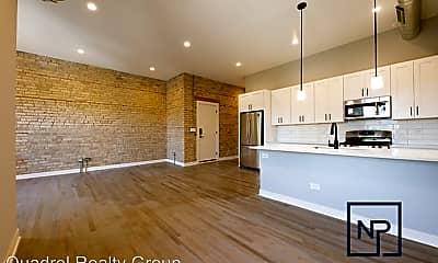 Living Room, 5658 N Ridge Ave, 1