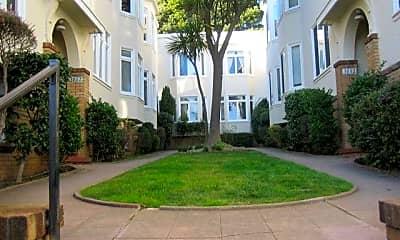 Building, 3856 California St, 1
