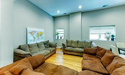 Living Room, 3433 S Indiana Ave, 1