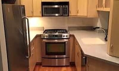 Kitchen, 88 Waltham St, 1