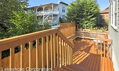 Patio / Deck, 2111 E Pine St, 2