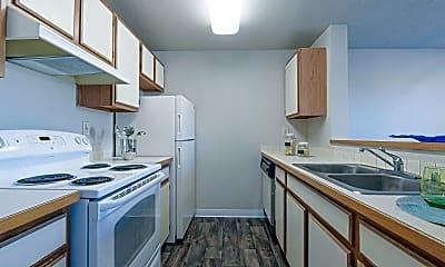 Kitchen, Mallard Pointe at Riverbend, 0