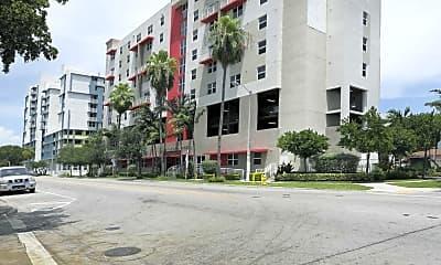 Building, Poinciana Grove, 1