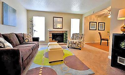 Living Room, 3005 W Walnut Hill Ln, 2