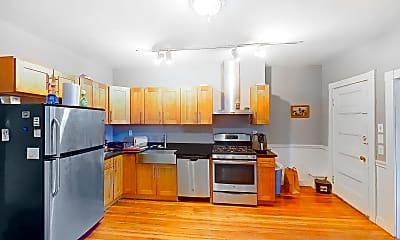 Kitchen, 173 Rindge Avenue, Unit 3R, 0