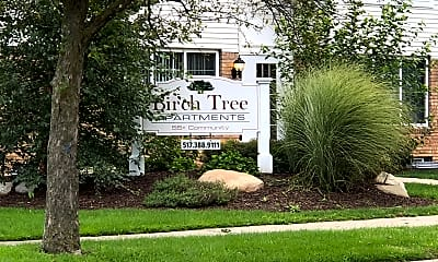 Birch Tree Apartments, 1
