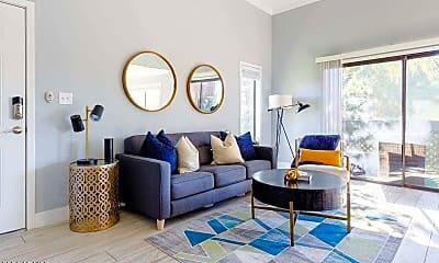 Living Room, 3500 N Hayden Rd 1602, 0