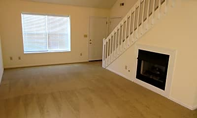 Living Room, 2400-2402 Calder Ct, 1