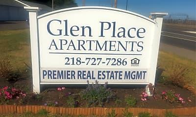 Glen Place Apartments, 1