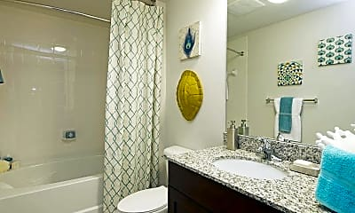 Bathroom, Congress Grove, 2