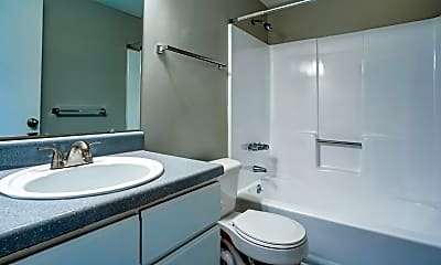 Bathroom, Pelham Place Apartments, 2