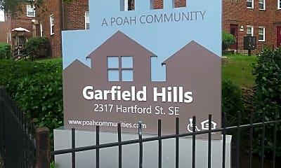Garfield Hills, 1