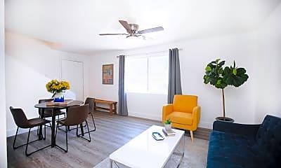 Living Room, Equinox on Prince, 2