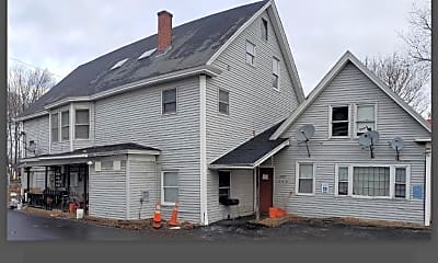 Building, 13 Carroll St, 0